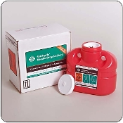 One Gallon Mail-Back Sharps Disposal System