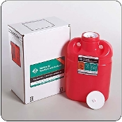 2 Gallon Mail-Back Sharps Disposal System